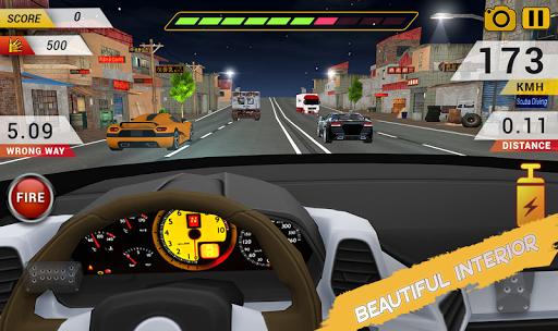 Highway Driving Car Racing Game : Car Games 1.0.23 screenshots 2
