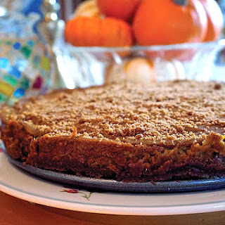 Pumpkin Spice Cheeze-Cake