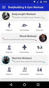 Gym Workout : Videos of Bodybuilding Gym Exercises - náhled