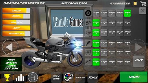 Drag Bikes - Realistic motorbike drag racing game 3.0 screenshots 5