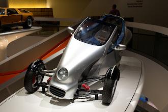 Photo: Mercedes Museum in Stuttgard