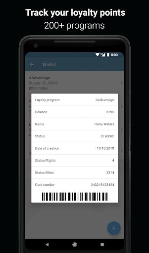 App in the Air - Travel planner & Flight tracker 4.0.9 screenshots 3