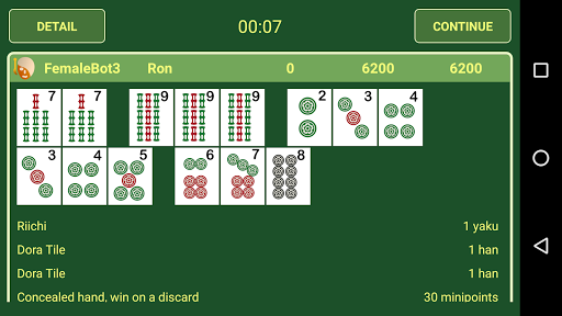 Red Mahjong