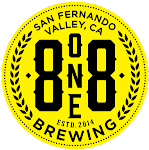 8one8 Brewing Valley Girl Blonde (818)