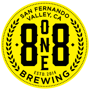 Logo of 8one8 Brewing Valley Girl Blonde (818)