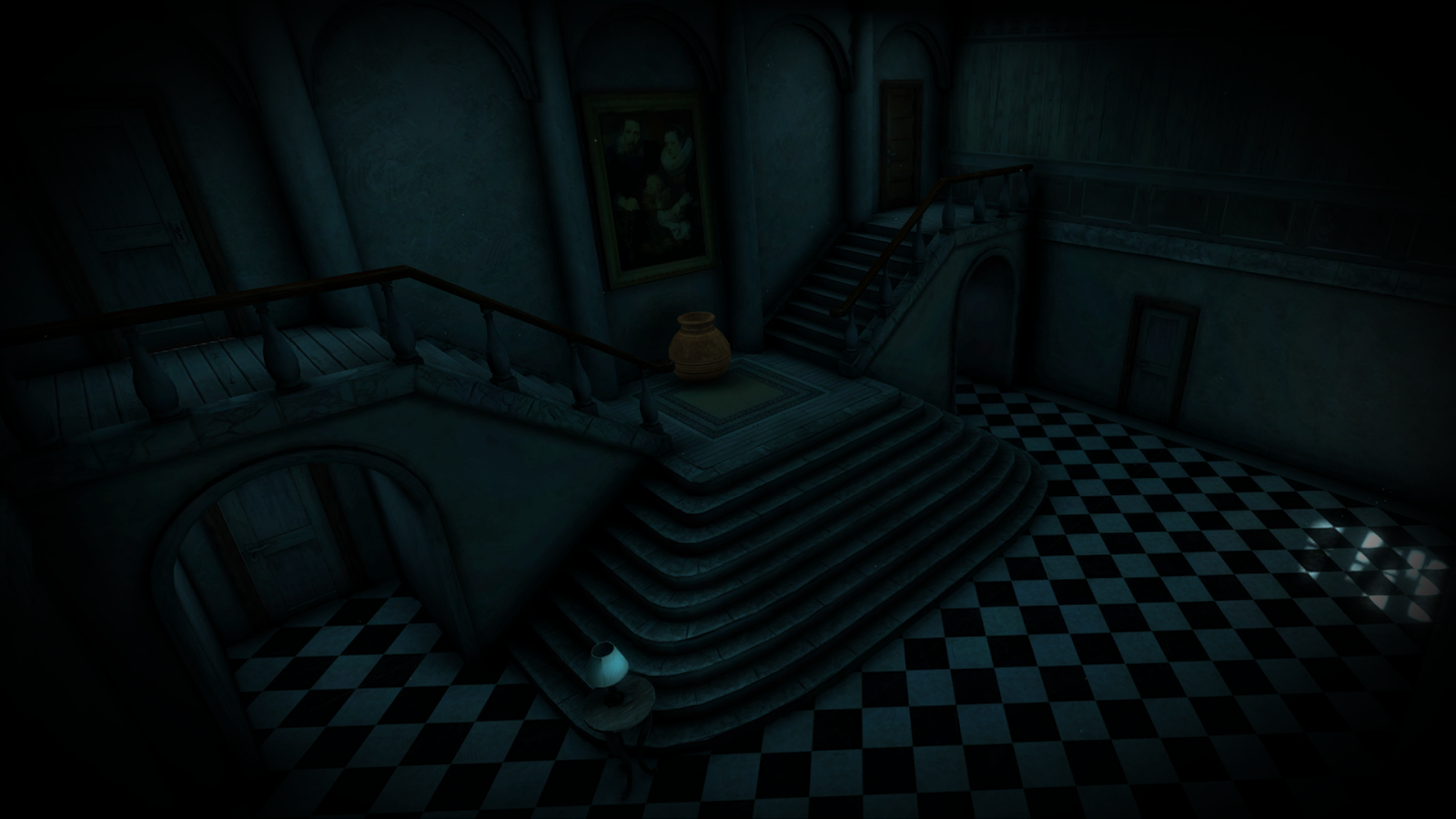 Sinister edge 3d horror game android apps on google play - Simulation chambre 3d ...