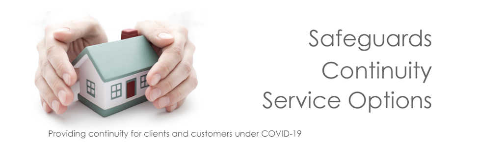 Continuity and Safeguards under COVID-19
