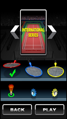 Badminton Racket Sport - screenshot