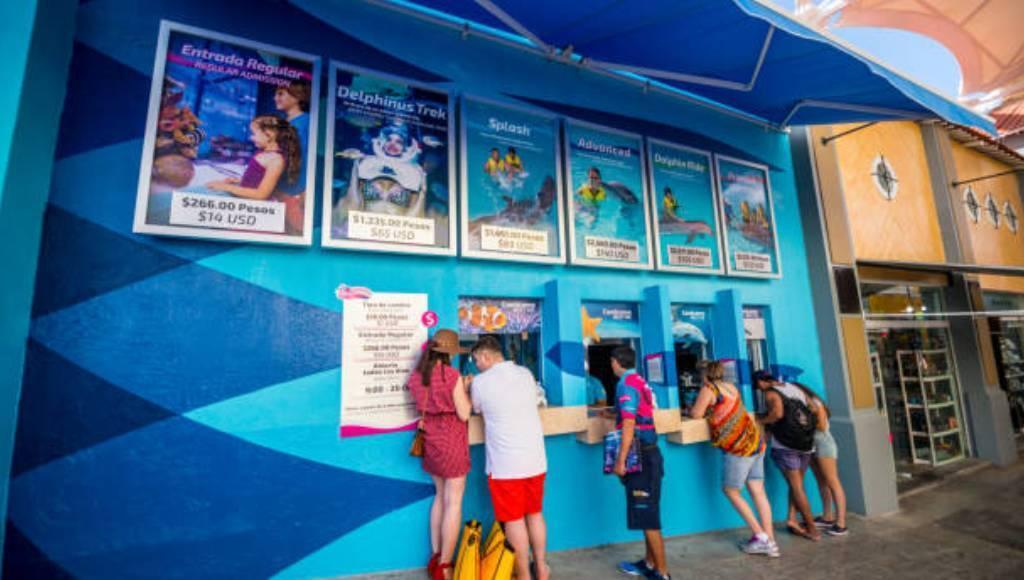 Cancun Aquarium