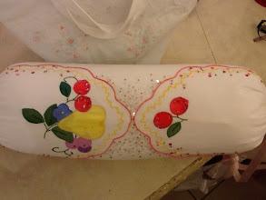 Photo: 甜蜜糖果枕