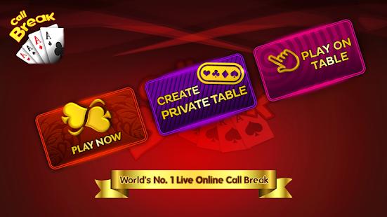 Game Call Break Multiplayer APK for Windows Phone