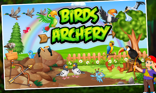 Code Triche Birds Archery  - Hunting Game For Kids  APK MOD (Astuce) screenshots 1