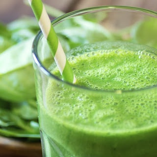 Green Breakfast Blast.