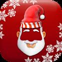 Santa Claus Photo Montage icon