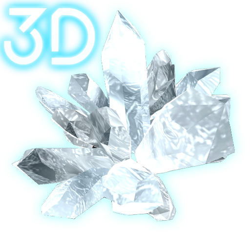 3d Crystals Parallax Live Wallpaper Aplikasi Di Google Play