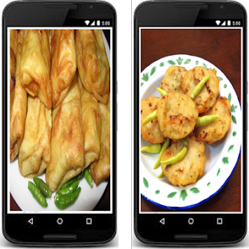 Download a variety of fried food recipes apk latest version app a variety of fried food recipes poster forumfinder Image collections