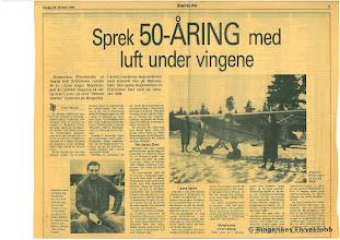 Photo: RFK 50-års jubileum