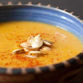 Thai-Spiced Pumpkin Soup Recipe