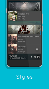 harmony - A new kind of music player (Beta) - náhled