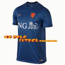 Photo: Holanda Entrenamiento Mundial 2014 * Camiseta Manga Corta