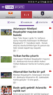 beIN SPORTS TR- screenshot thumbnail