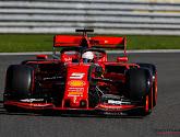 Eerste vijf jaar van Vettel bij Ferrari verliepen met ups en downs