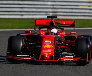 Spa-Francorchamps lijkt Vettel nog altijd goed te liggen, Red Bull tweede beste team in eerste training