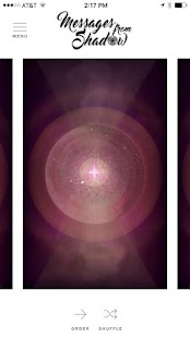 Messages - Shadow Oracle Cards- screenshot thumbnail