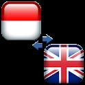 Indonesian-English Translator icon
