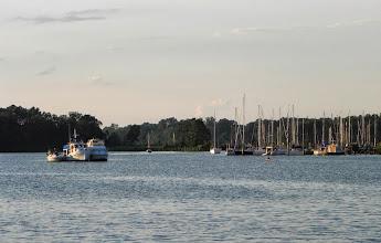 Photo: 3 very friendly boats