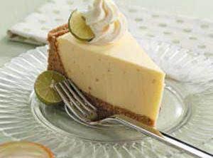 No-Bake Key Lime Cheesecake