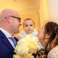Свадебный фотограф Надежда Терешко (2kosmos). Фотография от 11.09.2017