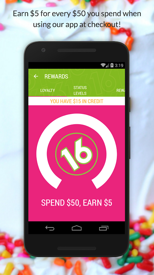 16 Handles- screenshot