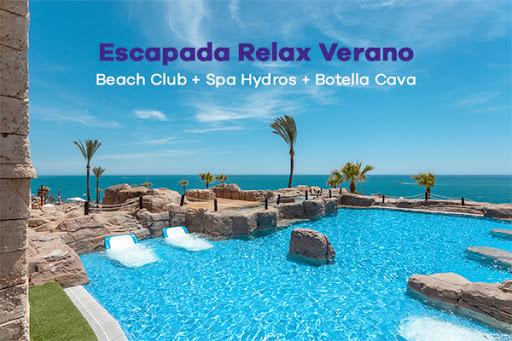 VERANO RELAX - BEACH CLUB + SPA + CAVA