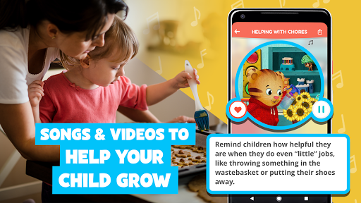 Daniel Tiger for Parents 1.3.2 Paidproapk.com 2