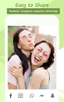 screenshot of Candy selfie -beauty camera, sweet selfie