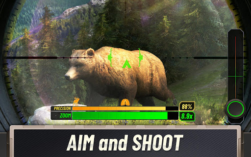 Hunting Clash: Animal Hunter Games, Deer Shooting 2.3a de.gamequotes.net 1