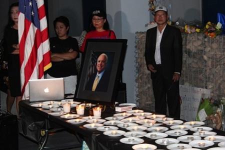 джон маккейн, похороны, траурная церемония, вьетнам, сми, дональд трамп