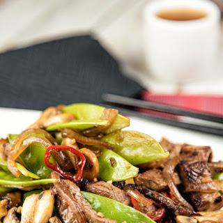 Simple Asian Beef Stir-Fry