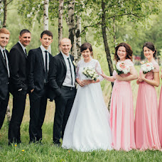 Wedding photographer Pavel Tushinskiy (1pasha1). Photo of 15.02.2017