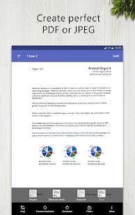 FineScanner - Free PDF Document Scanner App + OCR Screenshot