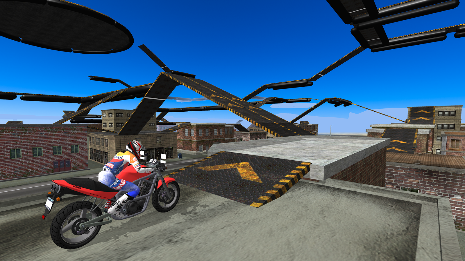 Motorbike Driving Simulator 3d Android Apps On Google Play