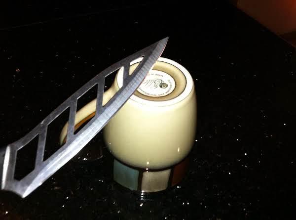 Coffee Mug Knife Sharpener Recipe