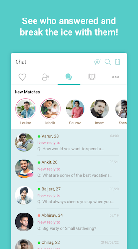 SweetRing - Meet, Match, Date screenshot