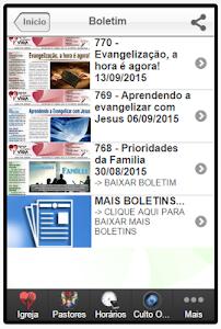 IEV - Igreja Evangélica Vida screenshot 8