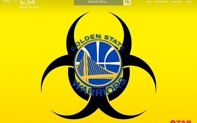 Golden State Warriors Wallpapers HD Theme