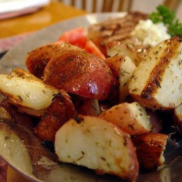 Roasted Red Potatoes Recipe
