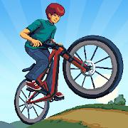 Pixel BMX Race