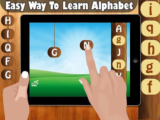 ABC Genius Alphabet Phonics app (apk) free download for Android/PC/Windows screenshot