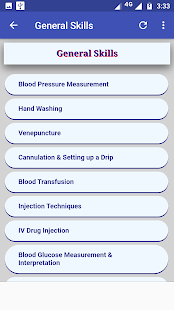 Download Clinical Skills For PC Windows and Mac apk screenshot 3